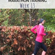 CIM Training Week 13