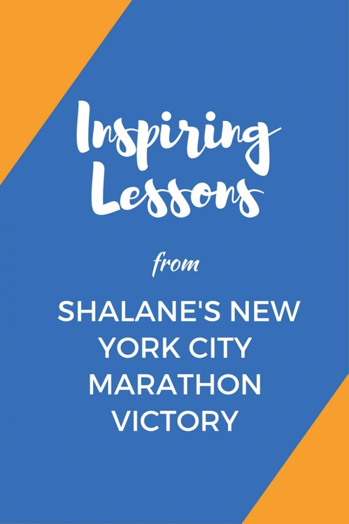 Inspiring Lessons from Shalane's New York City Marathon Victory