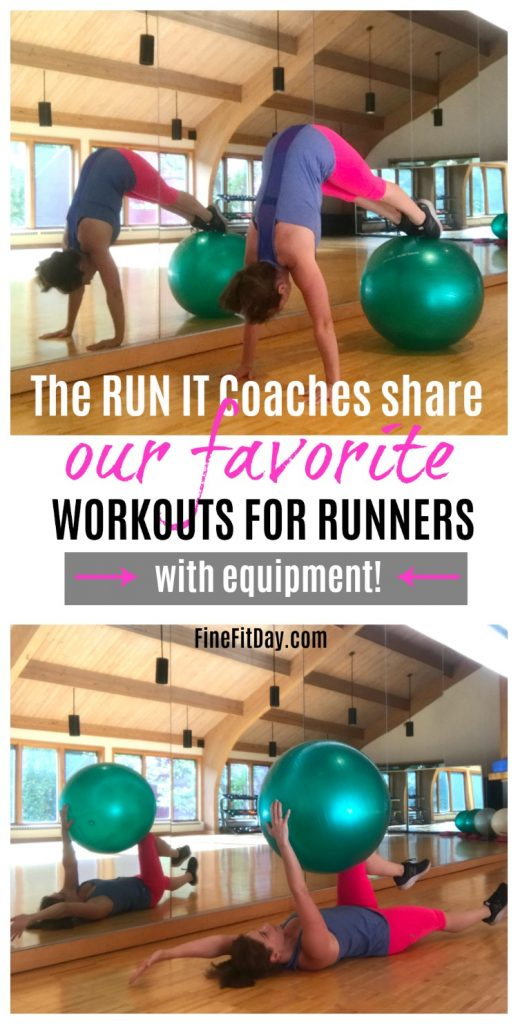 6 Equipment Based Workouts for Runners