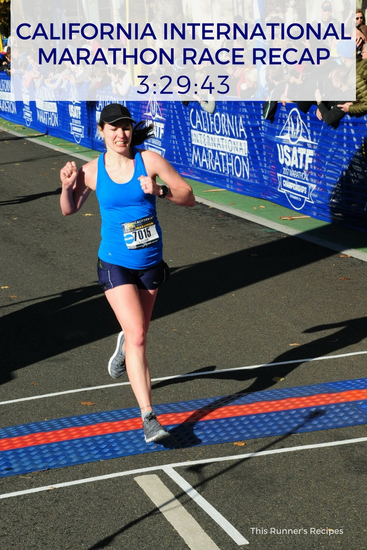 California International Marathon 2017