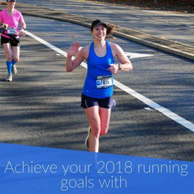 2018 Running Goals & Coaching Giveaway