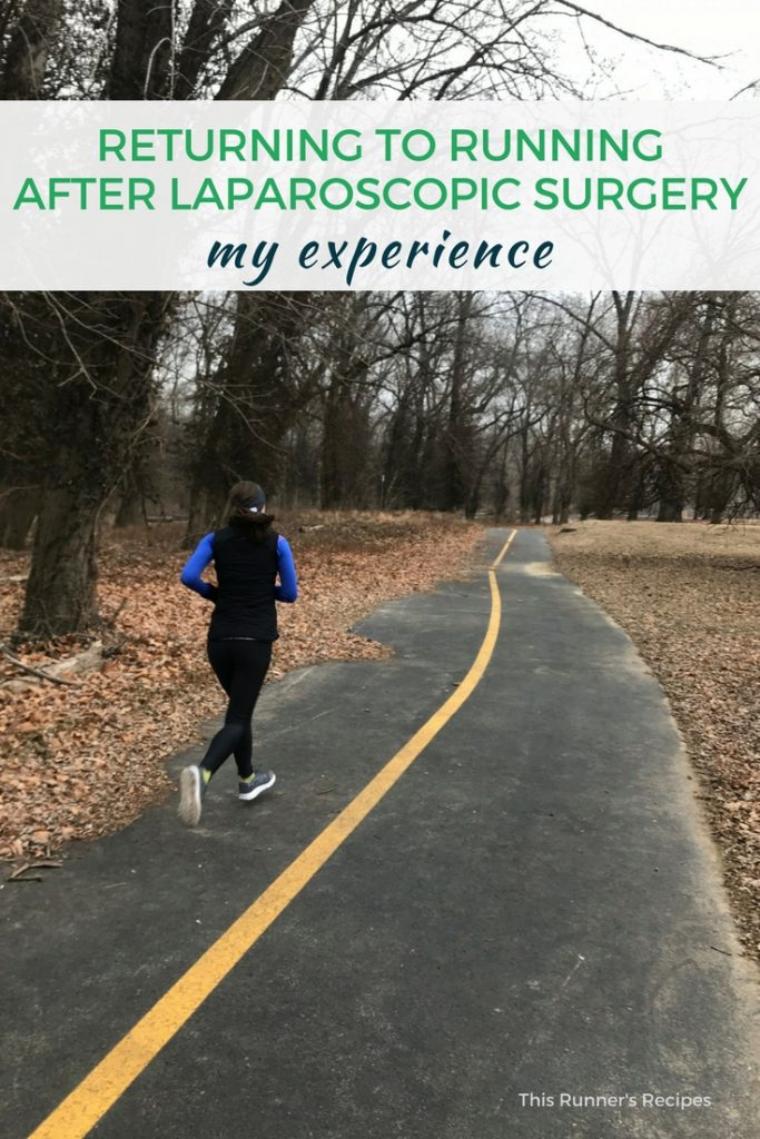 Returning to Running After Laparoscopic Surgery
