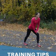 Training Tips for New Runners {Just Run Round Up}