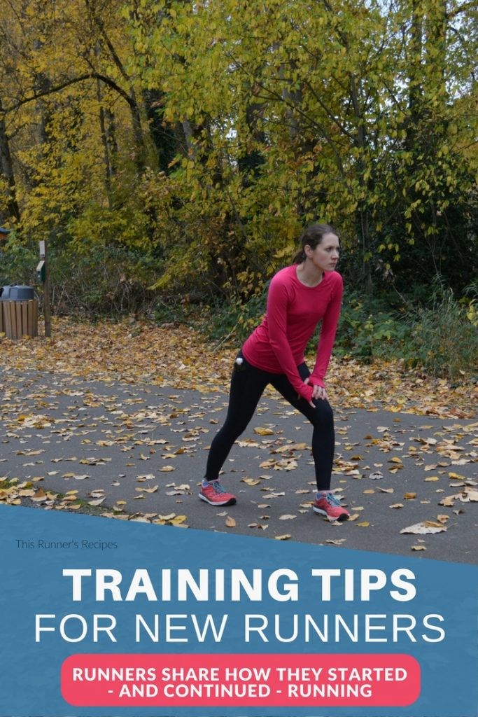 Five Runners Share their bes Training Tips for New Runners