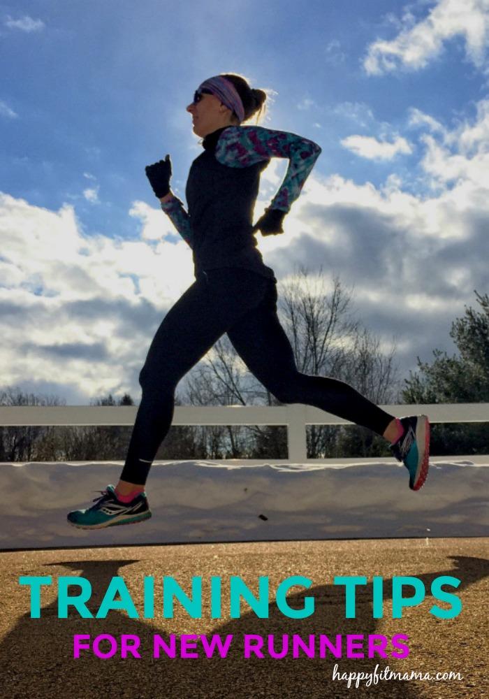 Training tips for new runners _ happyfitmama.com