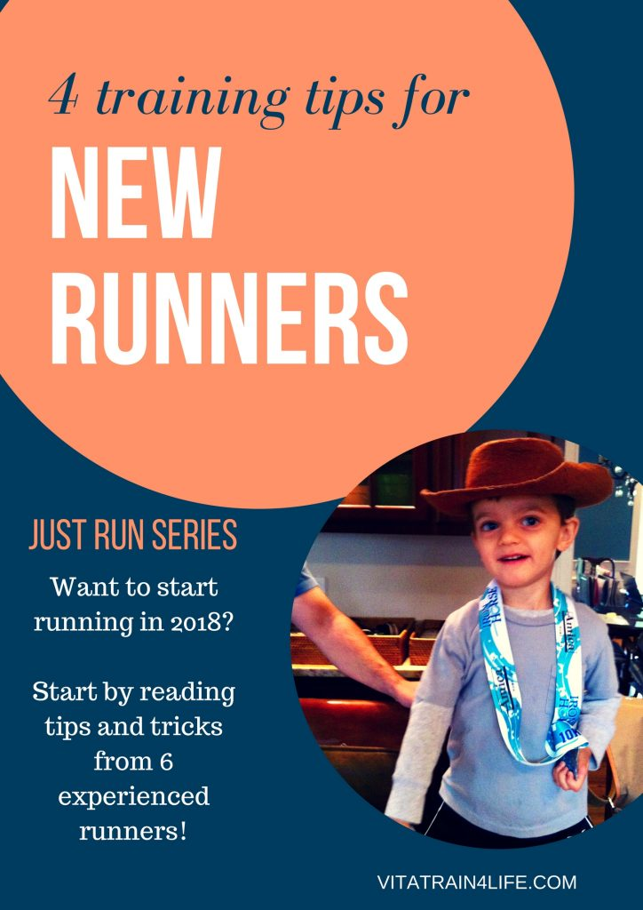 Just Run round up: Training Tips for New Runners from Experienced Runners