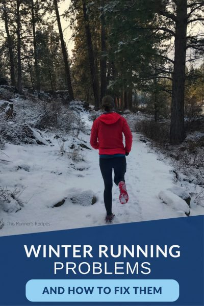 Common Winter Running Problems (and How to Fix Them)