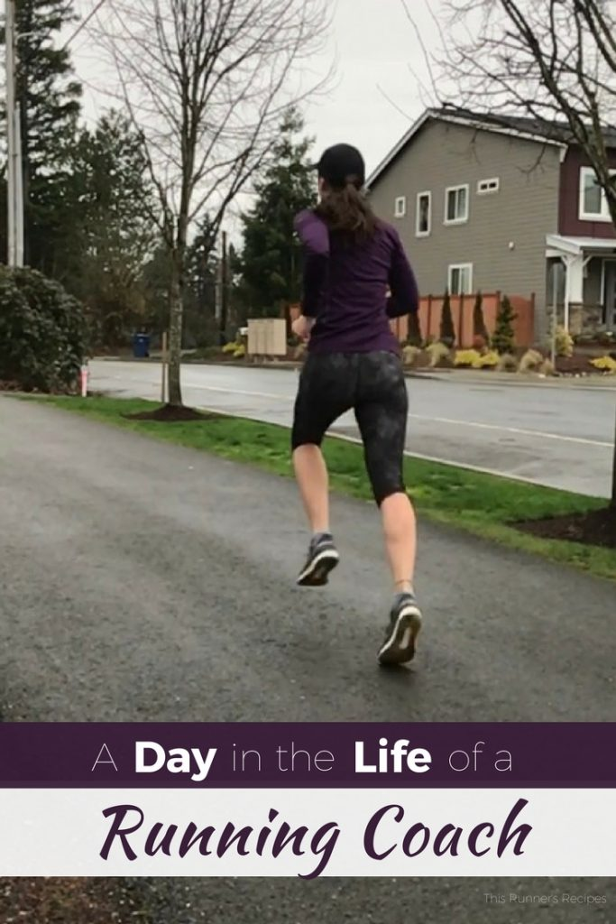 A Day in the Life of a Running Coach