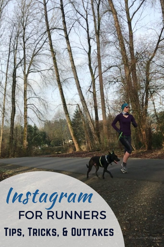 Instagram for Runners: Tips, Tricks, and Outtakes {Just Run Round Up}