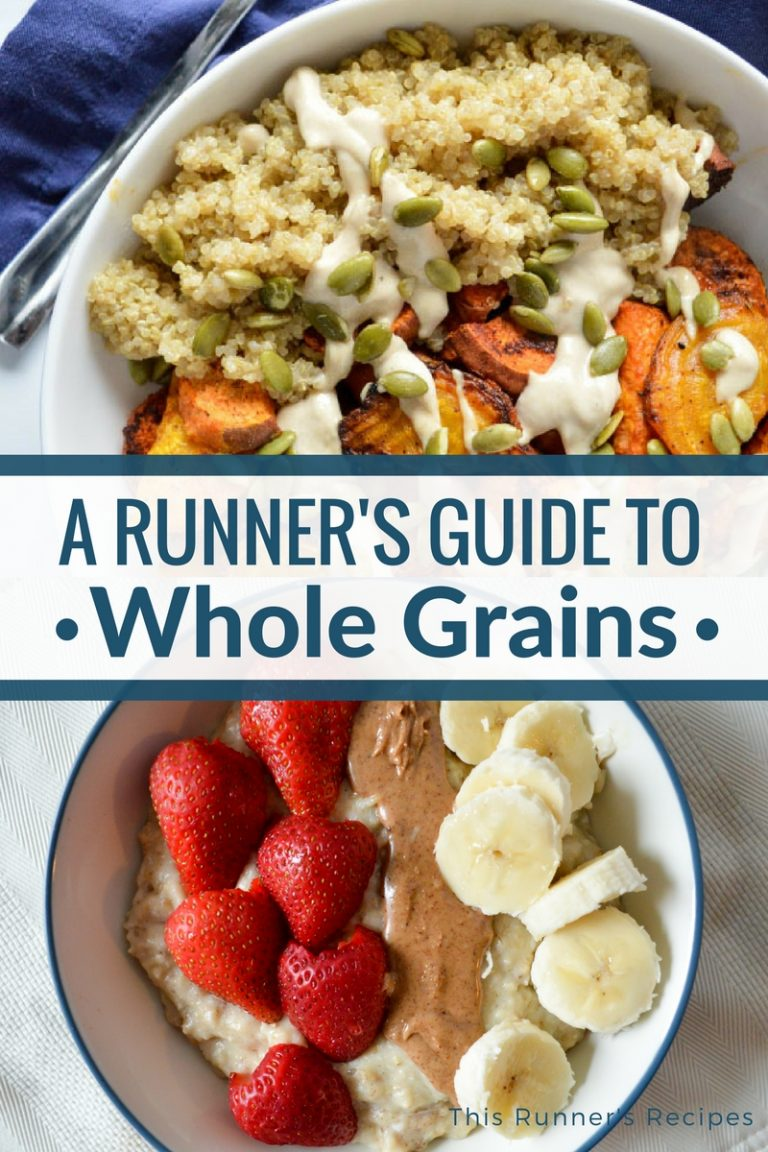 A Runner's Guide to Whole Grains