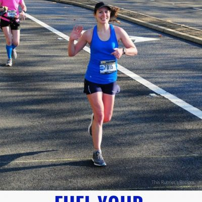 Fuel Your Fastest Running E-Course