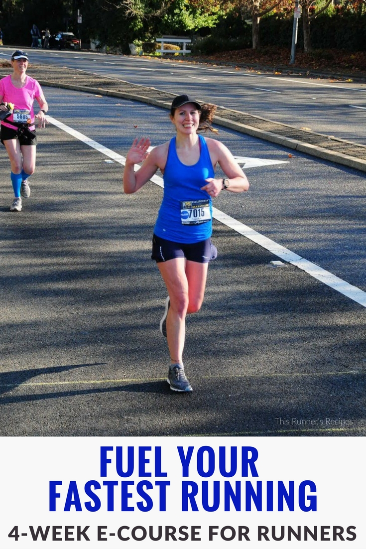 Fuel Your Fastest Running E Course