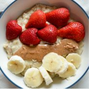 Athlete's Breakfast: Power Oatmeal