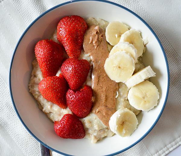 Athete's Breakfast: Power Oats