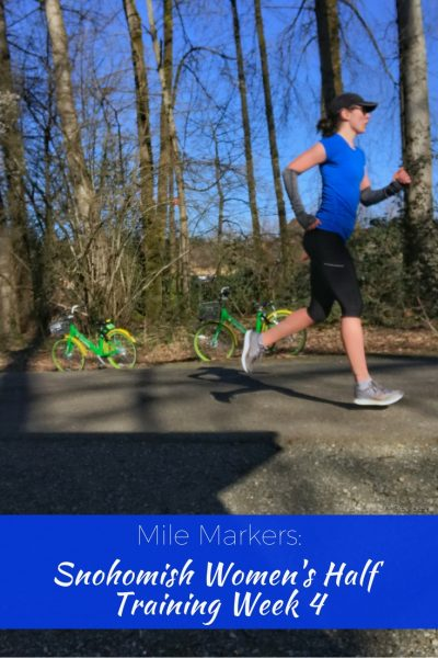 Mile Markers: Strong Finish
