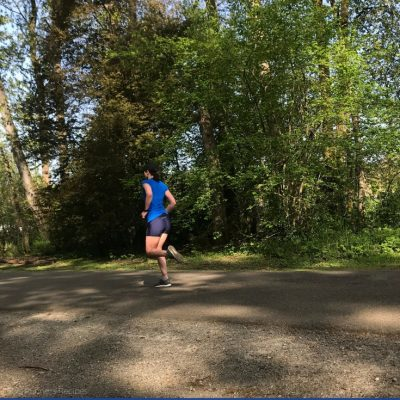 Mile Markers: Taper Down