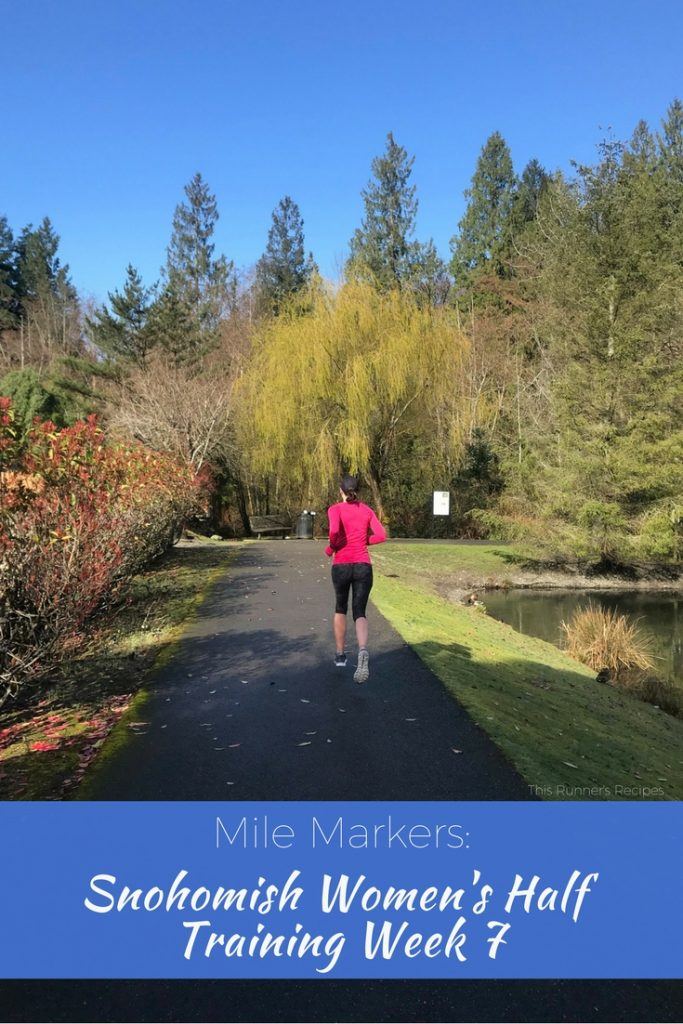 Mile Markers: Balanced Training