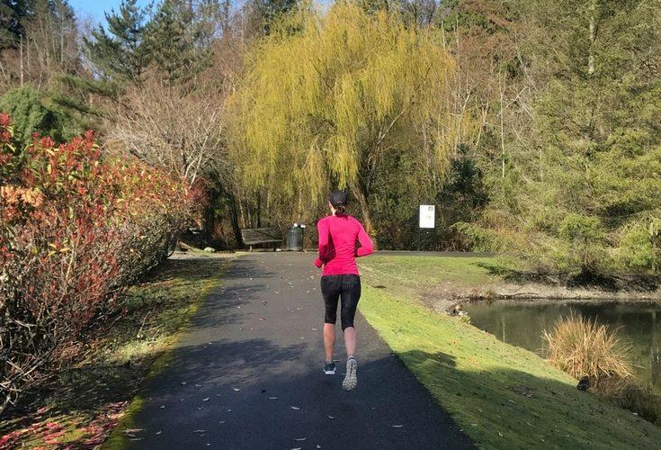 Mile Markers: Balanced Training