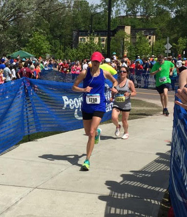 How Polarized Training Helped Laura Set PRs in Multiple Distances