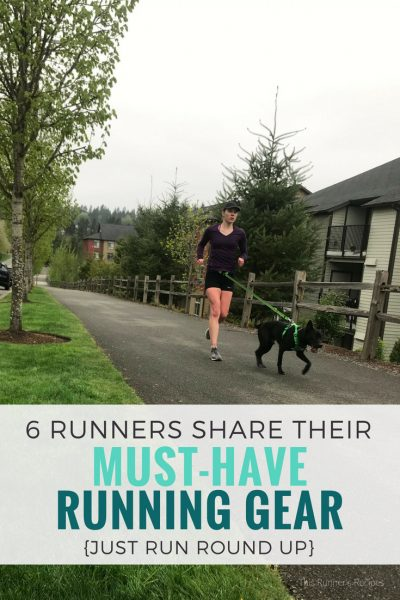 Six Running Bloggers Share Their Must-Have Running Gear