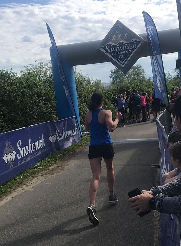 Mile Markers: Half Marathon PR