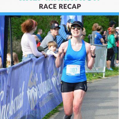 Snohomish Women's Run Half Marathon Recap {1:34:57}