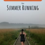 Heat Acclimatization for Summer Running