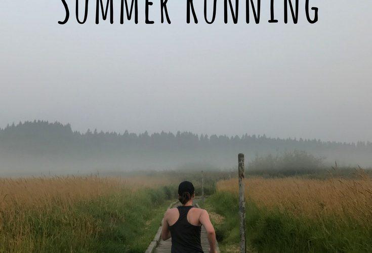 Heat Acclimatization for Summer Running