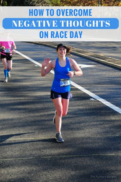 How to Overcome a Negative Mindset on Race Day