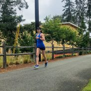 Mile Markers: Heat and Hills