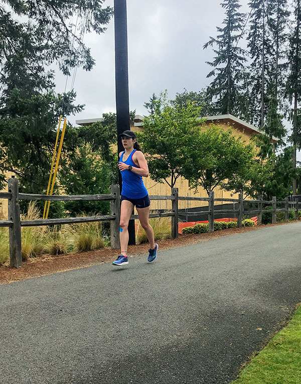 Mile Markers: Heat and Humidity