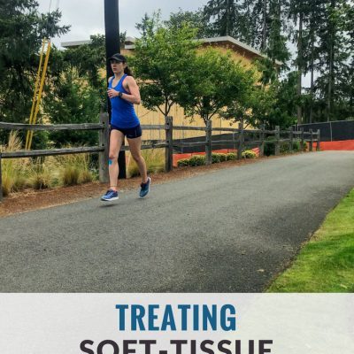Treating Soft Tissue Running Injuries