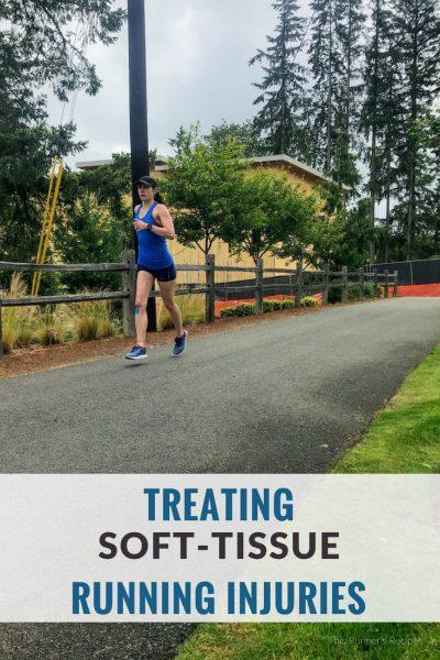 Treating Soft Tissue Running Injuries