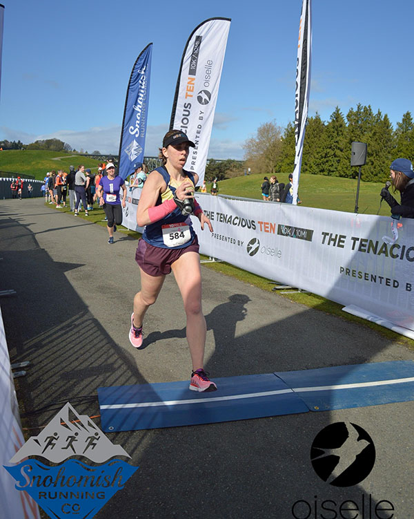 How Periodization Helped Aimee Run PRs in the 10K to Marathon