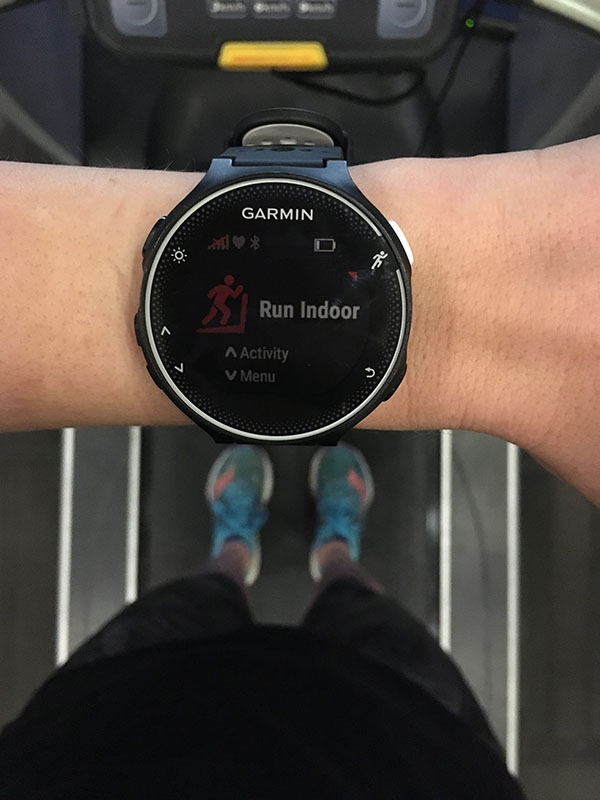 How Accurate is the Indoor Run Mode on Garmin?