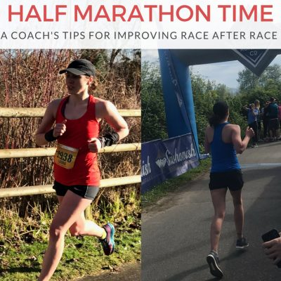 How I Took 12 Minutes Off My Half Marathon Time
