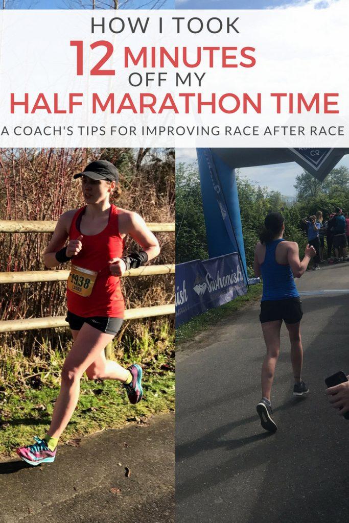 How I Took 12 Minutes off My Half Marathon Time