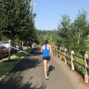Mile Markers: Training Transitions