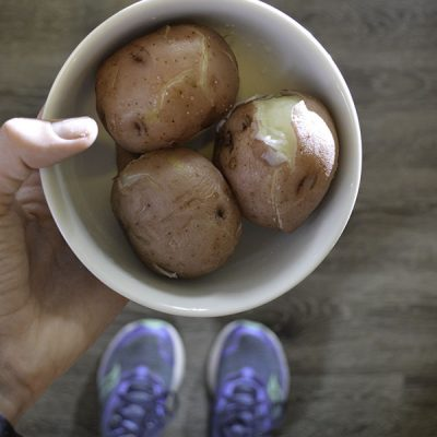 Why Potatoes are an Ideal Performance Food for Runners