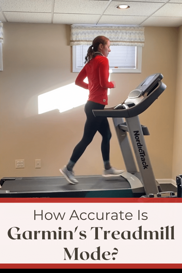 How Accurate is Garmin Indoor Run Mode on the Treadmill?