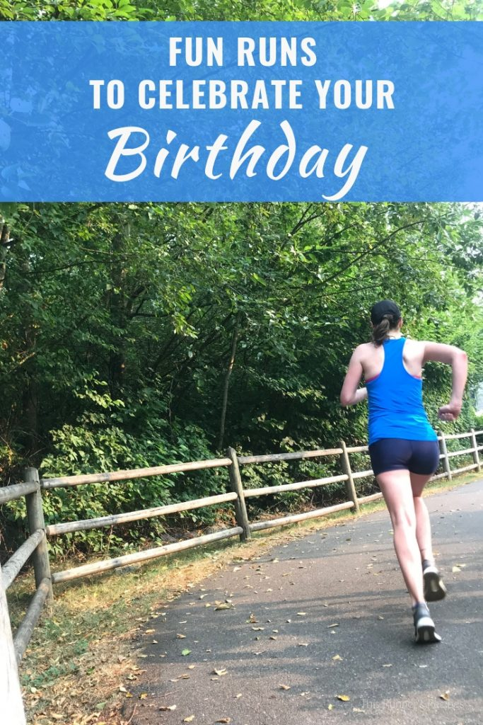 Fun Running Workouts to Celebrate Your Birthday
