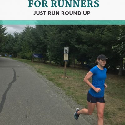 Supplements for Runners: Are They Worth It? {Just Run Round Up}
