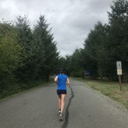 Mile Markers: Stress and Rest