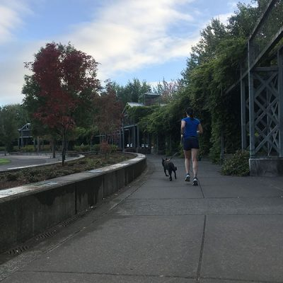 Mile Markers: Birthday Week Workouts