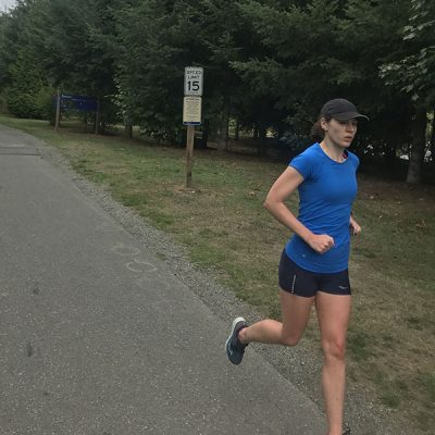Mile Markers: Keep Showing Up