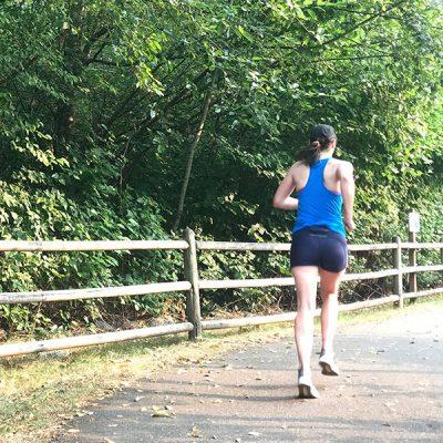 Mile Markers: Back on Track