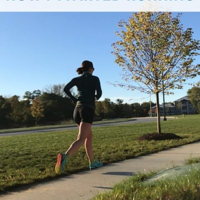 Runners Share Their Stories: How I Started Running {Just Run}