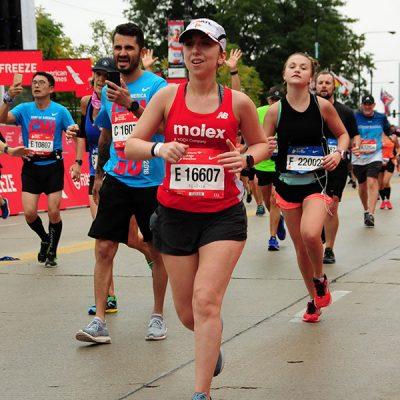 How Reframing Training Set Jess Up for Marathon Success