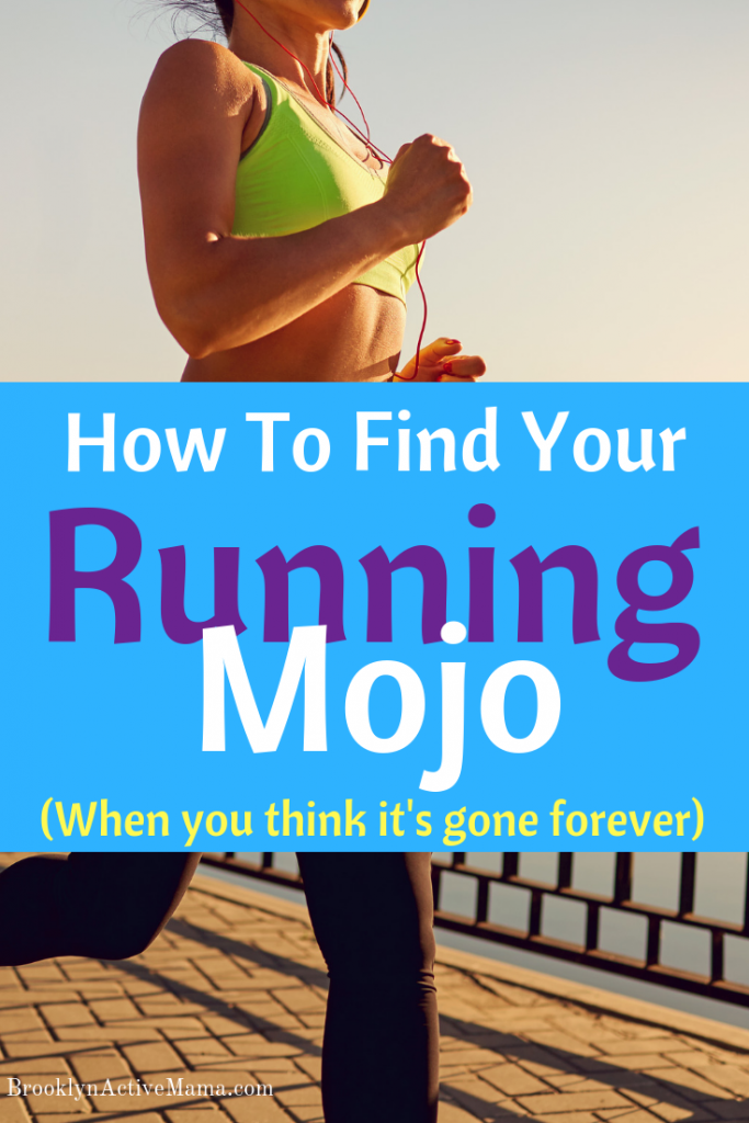 How to Find Your Running Mojo (Just Run Round Up)