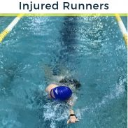 Swimming Workouts for Injured Runners